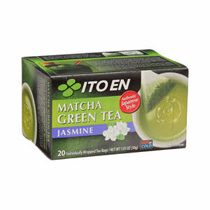 Ito En Matcha Green Tea Jasmine 30gm x 20PCS