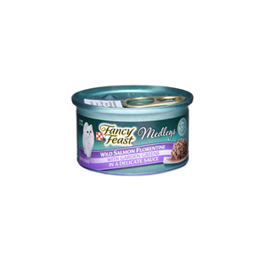 Fancy Feast Purina Medley Florentine Cat Recipe 3Oz