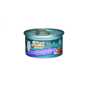 Fancy Feast Purina Medley Florentine Prime Chicken 3Oz