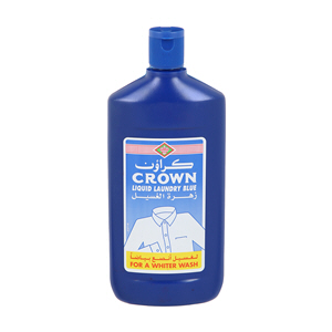 Crown Liquid Laundry Blue 250ml