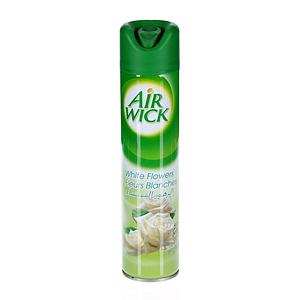 Air Wick Aerosol White Flowers 300ml