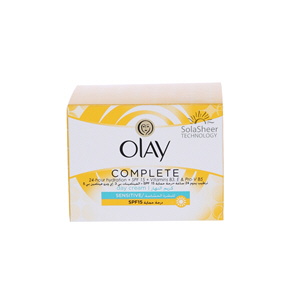 Olay Complete Sensitive Day Cream 50ml