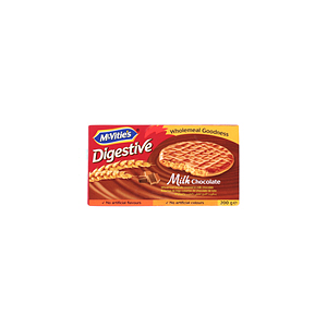 Mcvities Digestive Choco Milk Biscuits 200gm