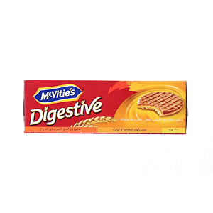 Mcvities Milk Chocolate Caramels Biscuits 300gm