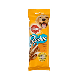 Pedigree Rodeo Chicken Cate Food 4'S