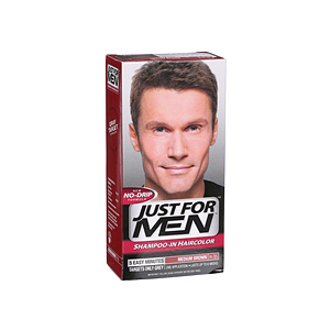 Just For Men Haircolor Medium Brown 28.4gm