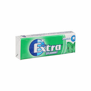 Wrigleys Extra Spearmint Gum 10'S