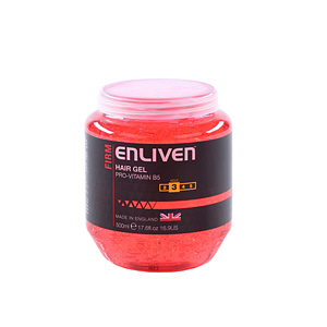 Enliven Hair Gel Firm 500gm