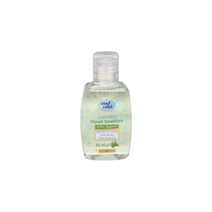 Cool & Cool Hand Sanitizer Herbal 60ml