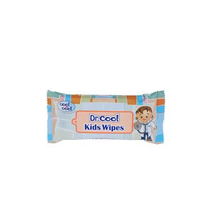 Cool&Cool Dr.Cool Kids Wipes 10Wipes