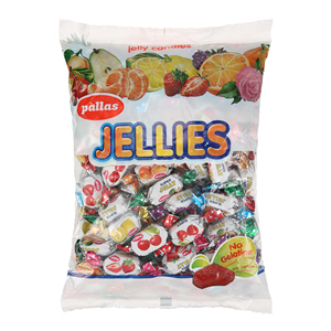 Pallas Super Jelly Pop Assorted 1 Kg