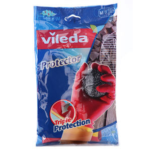Vileda Gloves ThoToughiesughies Medium