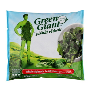 Green Giant Spinach 450gm