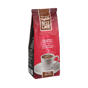 Best Café Greound Lebanese Coffee 250Gm