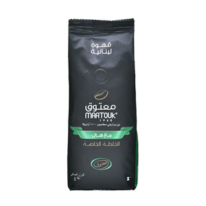 Maatouk Lebanese Coffee with Cardamon 250gm