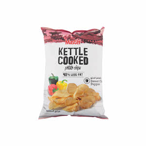 Master Kettle Chips Sweet Chilli 170gm
