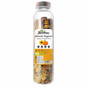 Meadows Organic Original Granola 160gm