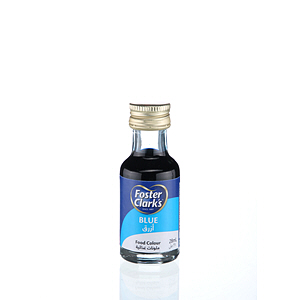 Foster Clarks Food Color Blue 28ml