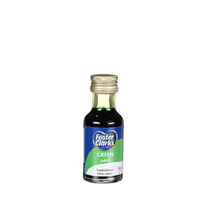 Foster Clarks Food Color Green 28ml
