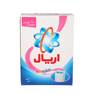Ariel Detergent Concentrated Blue with Downy Touch of refreshment 3Kg
