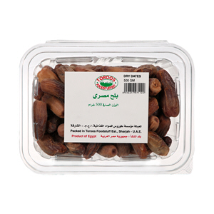Toroos Egyptian Dates 500gm