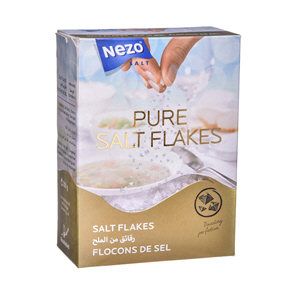 Nezo Pure Salt Flakes 250gm