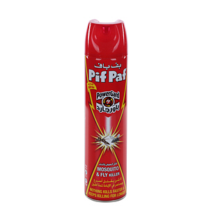 Pif Paf Fly & Mosquito Killer 600ml