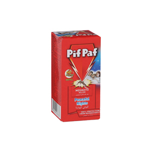 Pif Paf Anti Mosquito Refill Unit 45ml
