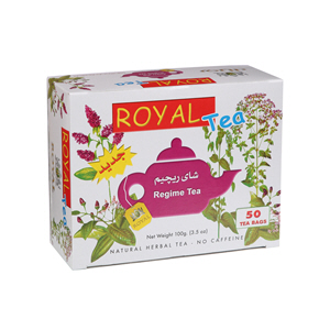 Royal Diets Tea 2gm × 50'S