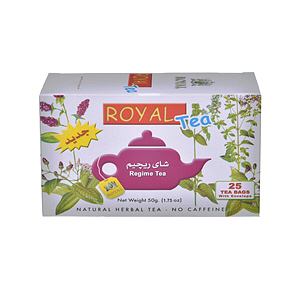 Royal Herbal Diet Tea 2gm × 25'S