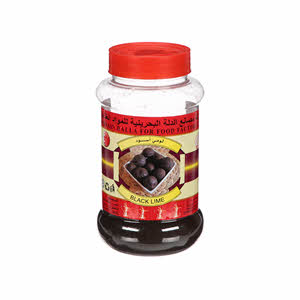 Budalla Dry Black Lime Powder 250gm