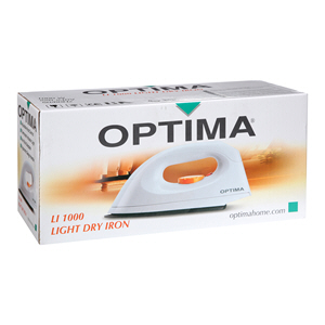 Optima Light Dry Iron Li 1000