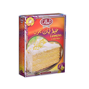 Al Alali Cake Mix Lemon 524gm