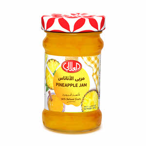Al Alali Pineapple Jam 400gm