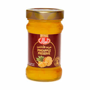 Al Alali Pineapple Preserve 400gm
