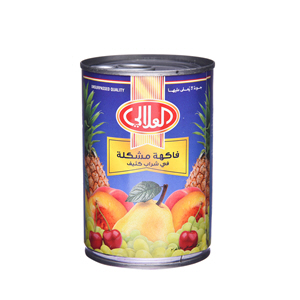Al Alali Fruit Cocktail In Heavy Syrup 420gm