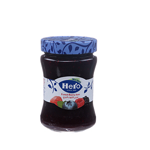 Hero Forestberry Preserve Jam 340gm