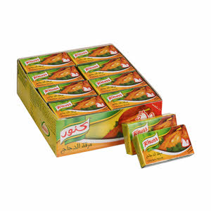 Knorr Chicken Stock 2 X 10Gm