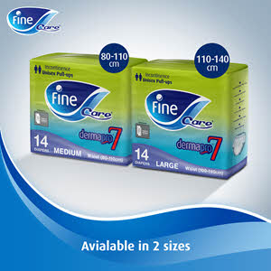 Fine Care Incontinence Unisex x 14PCS
