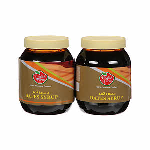 English Farms  Dates Syrup 2X1000G