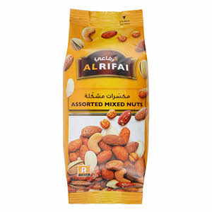 Al Rifai Assorted Mixed Nuts 200gm