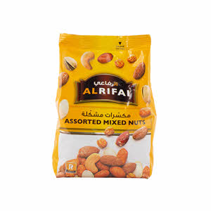 Al Rifai Mixed Nuts 500gm