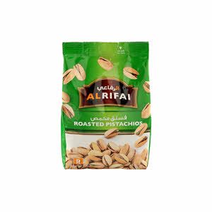 Al Rifai Roasted Pistachios 400gm