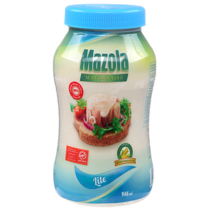 Mazola Mayonnaise Lite 946ml