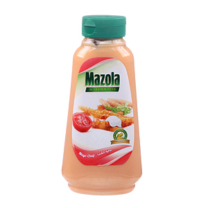 Mazola Mazola Mayochup 340ml
