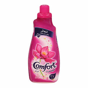 Comfort Concentrated Fabric Softener Essence Rose & Musk 1.5Ltr