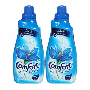 Comfort Fabric Softener Irish & Jasmine 1.5Ltr  x 2PCS