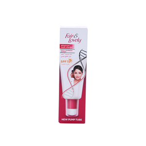 Fair & Lovely Multivitamin Pump (Spf15) 50gm
