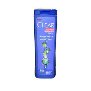 Clear Shampoo Shower Fresh 400ml