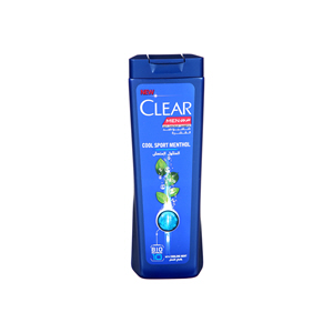 Clear Cool Sport Menthol Shampoo For Men 200ml